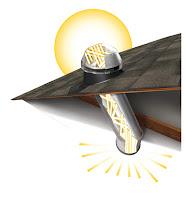 Aprovechar el sol para iluminar